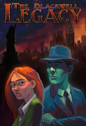 The Blackwell Legacy Box Cover