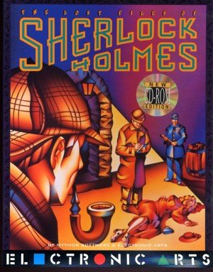 The Lost Files of Sherlock Holmes: The Case of the Serrated Scalpel Box Cover