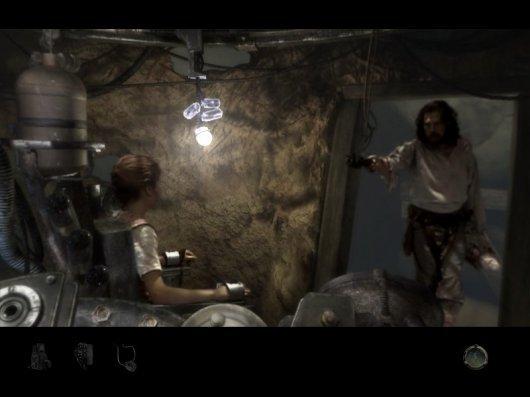 Screenshot for Myst IV: Revelation 1