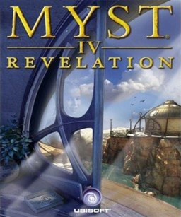 Myst IV: Revelation Box Cover