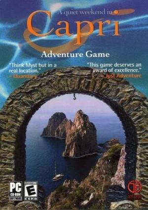 A Quiet Weekend in Capri Box Cover