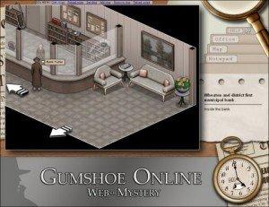 Gumshoe Online Box Cover