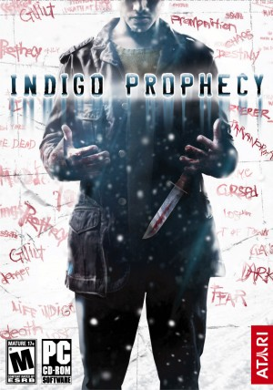 Indigo Prophecy Box Cover