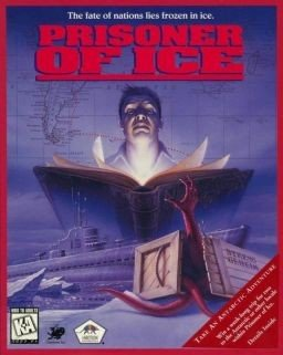 Call of Cthulhu: Prisoner of Ice Box Cover
