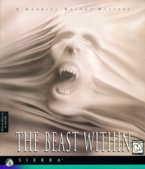 Gabriel Knight: The Beast Within Box Cover