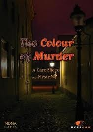 Carol Reed: The Colour of Murder Box Cover