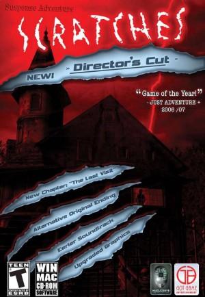 Scratches (Director's Cut) Box Cover