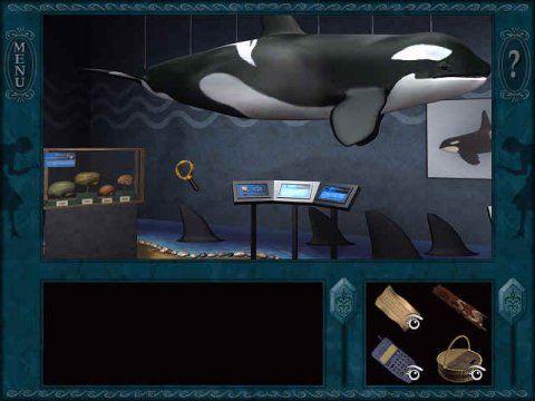 Screenshot for Nancy Drew: Danger on Deception Island 3