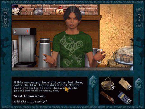 Screenshot for Nancy Drew: Danger on Deception Island 2