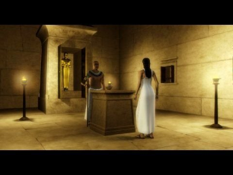Screenshot for Egyptian Prophecy, The 2