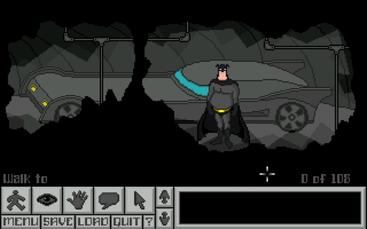 Screenshot for Adventures of Fatman, The 3