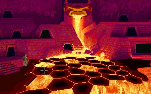 Screenshot for Indiana Jones and the Fate of Atlantis 2
