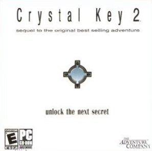 Crystal Key 2: The Far Realm Box Cover