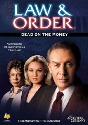 Law & Order II: Double or Nothing Box Cover