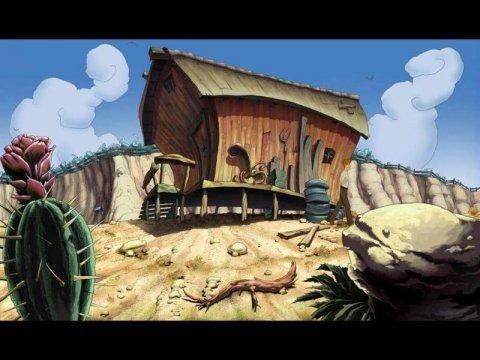 Screenshot for Runaway: A Road Adventure 3