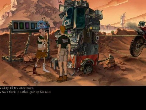 Screenshot for Runaway: A Road Adventure 1