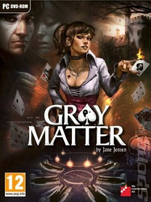 Gray Matter Box Cover