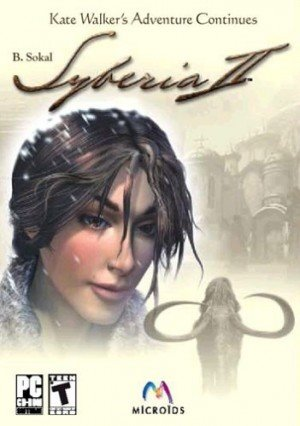 Syberia II Box Cover
