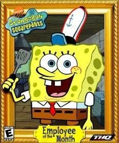 SpongeBob SquarePants: Employee of the Month Box Cover