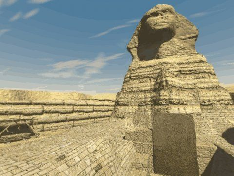 Screenshot for Riddle of the Sphinx 5