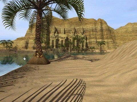 Screenshot for Riddle of the Sphinx 1