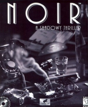 Noir: A Shadowy Thriller Box Cover