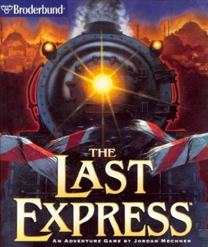 The Last Express Box Cover