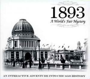 1893: A World's Fair Mystery Box Cover