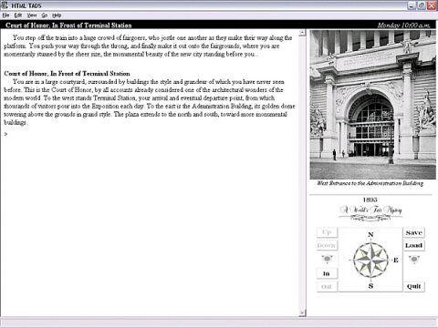 Screenshot for 1893: A World