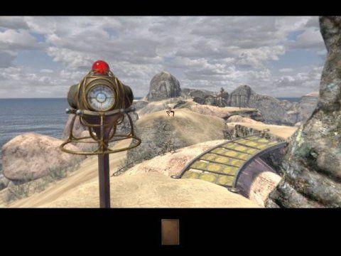 Screenshot for Myst III: Exile 2