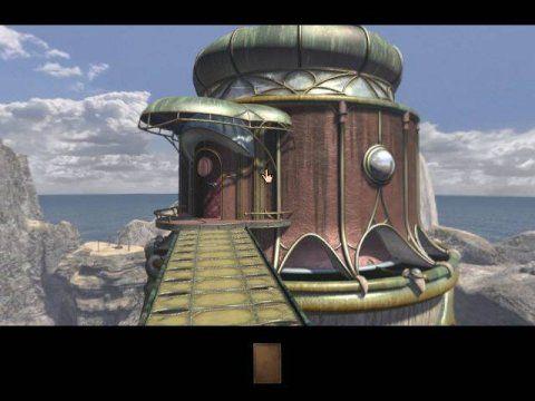 Screenshot for Myst III: Exile 1