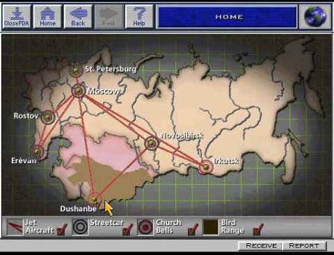 Screenshot for Spycraft: The Great Game 1