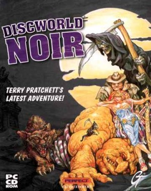 Discworld Noir Box Cover