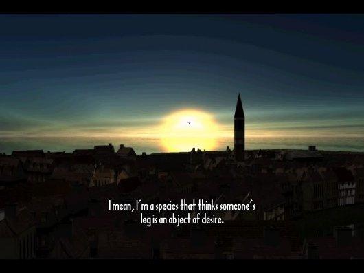 Screenshot for Discworld Noir 2