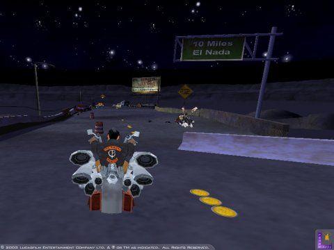Full Throttle: Hell On Wheels Screenshot