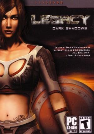Legacy: Dark Shadows Box Cover