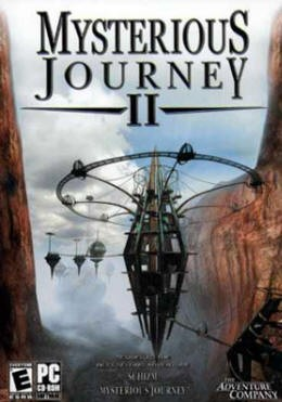 Mysterious Journey II: Chameleon Box Cover