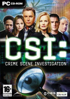 CSI: Crime Scene Investigation Box Cover