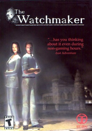 The Watchmaker Box Cover