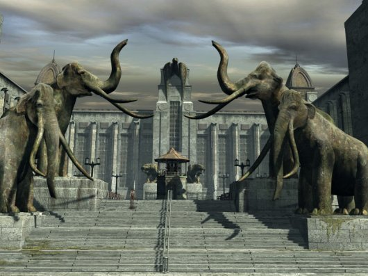 Screenshot for Syberia 1