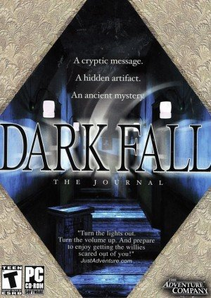 Dark Fall: The Journal Box Cover