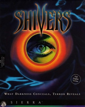 Shivers Box Cover
