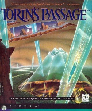 Torin's Passage Box Cover