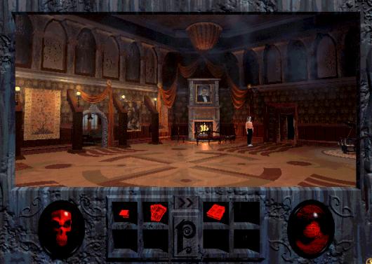 Screenshot for Phantasmagoria 1