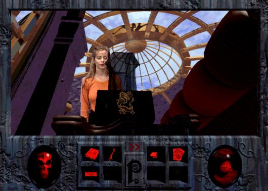Screenshot for Phantasmagoria 3