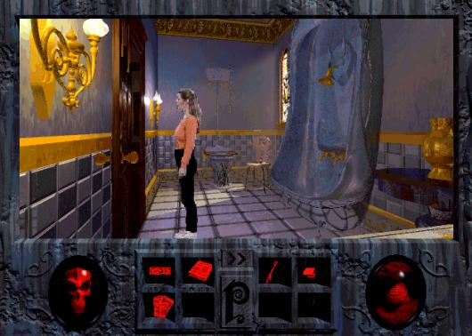 Screenshot for Phantasmagoria 2
