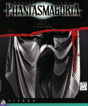 Phantasmagoria Box Cover