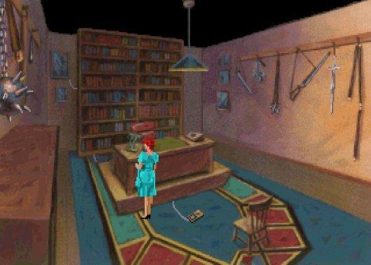 Screenshot for Dagger Of Amon Ra, The 4