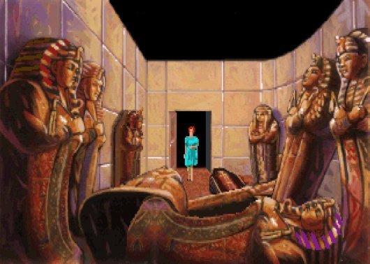 Screenshot for Dagger Of Amon Ra, The 3