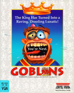 Gobliiins Box Cover